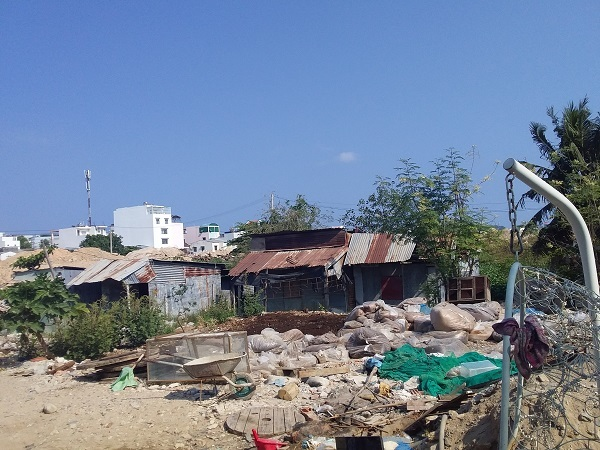 đền bù giải phóng mặt bằng,cưỡng chế thu hồi đất,Nha Trang