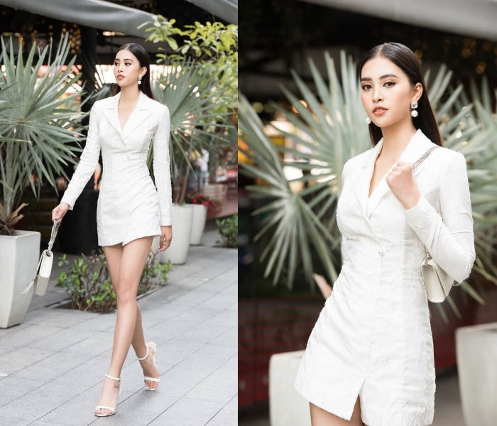 Hương Giang lộng lẫy tựa nữ thần, H'Hen Niê hiền thục diện áo dài