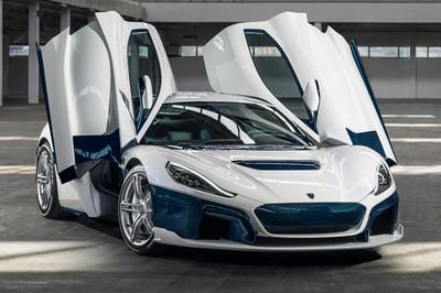 Những siêu xe mới ra mắt mạnh như 'quái vật'