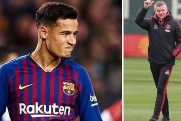 """Coutinho nằng nặc đòi về MU, Man """"xanh"""" dốc két"""