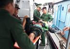 Nổ bình ga trên tàu cá, 6 thuyền viên trọng thương