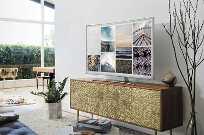 """Samsung bất ngờ """"dọn kho"""" hạ giá loạt TV cao cấp"""