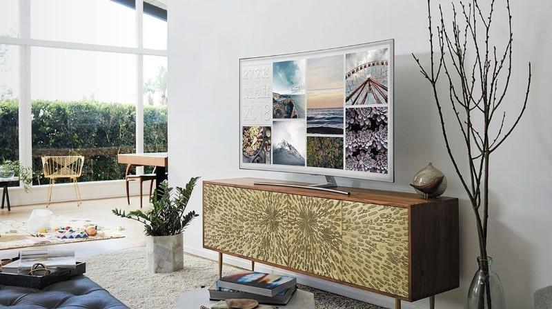 TV Samsung,hạ giá,TV cao cấp