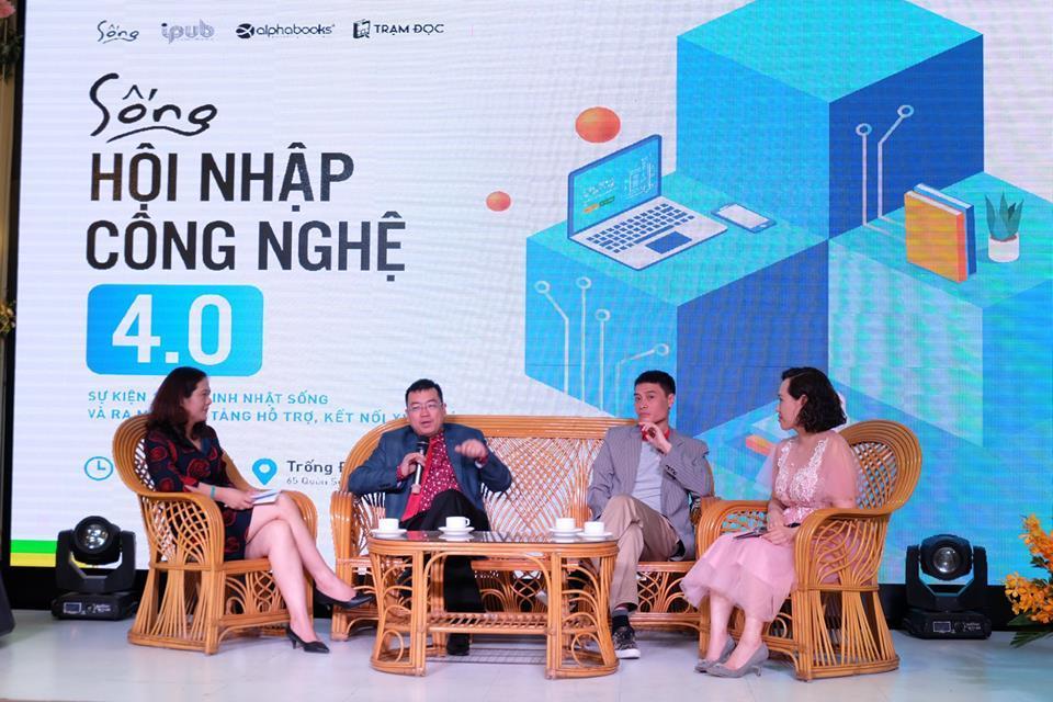 Xuất bản điện tử lần đầu tiên tại Việt Nam