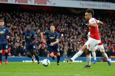 Video bàn thắng MU 2-0 Arsenal