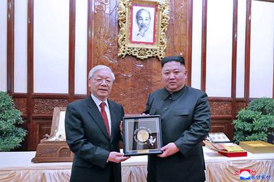 Điều đặc biệt ở món quà Tổng bí thư, Chủ tịch nước tặng ông Kim Jong-un