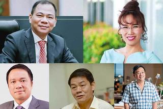 Mẹ, vợ và con trai... quyền lực nhà Hồ Hùng Anh ở Techcombank