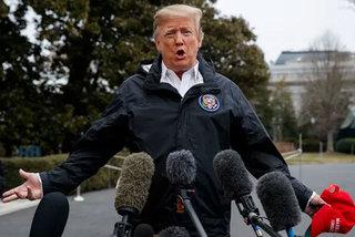 Ông Trump lại sắp đối đầu với Quốc hội