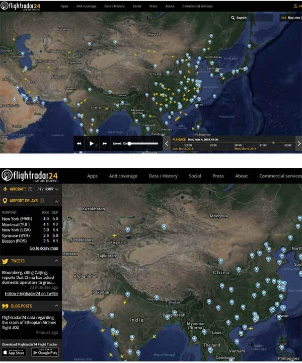 Trung Quốc cấm bay Boeing 737 Max do tai nạn liên tiếp