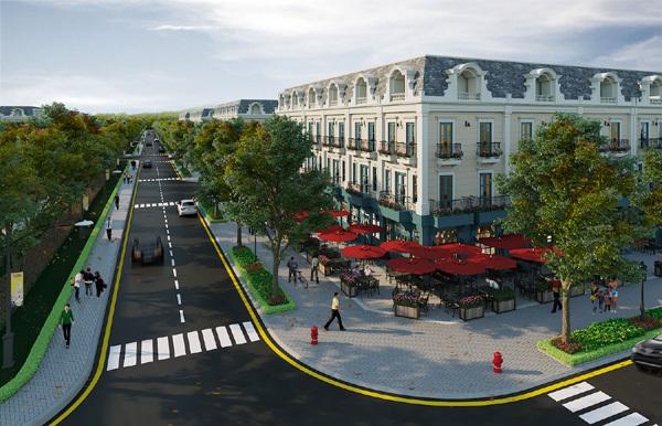 Bắt đầu có nhà phố thương mại ở Uông Bí