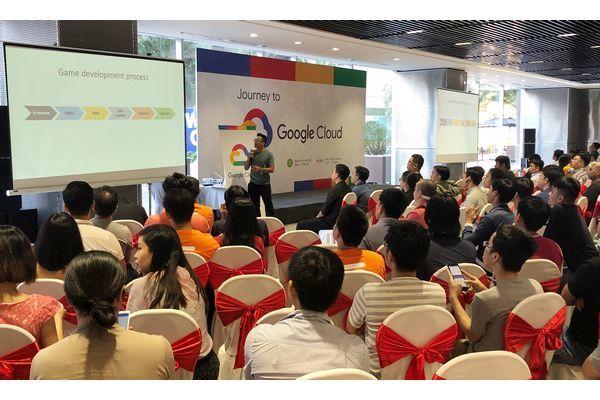 Google có thể hỗ trợ 100.000USD cho start-up Việt tiến ra toàn cầu