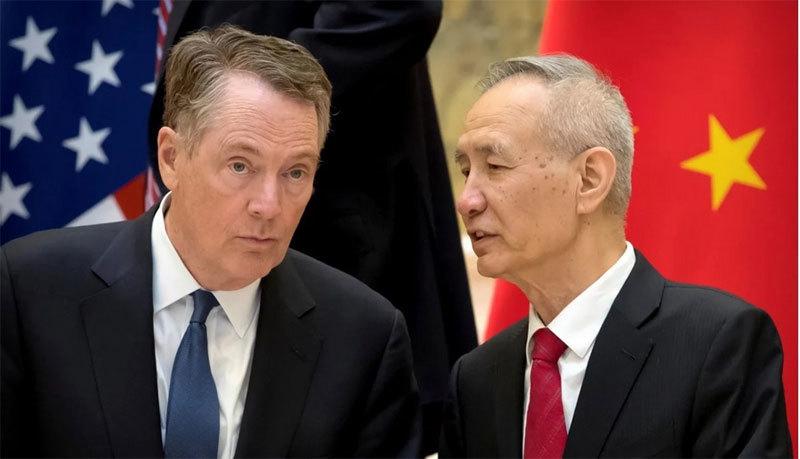 'Ngoại giao đồ ăn nhanh' trên bàn đàm phán Mỹ - Trung