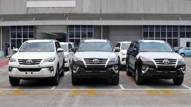 Ôtô Thái Lan và Indonesia thắng lớn tại thị trường Việt Nam