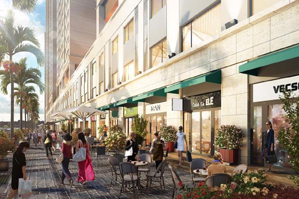Shophouse: vì sao nói 1 căn hộ, 3 lợi ích?