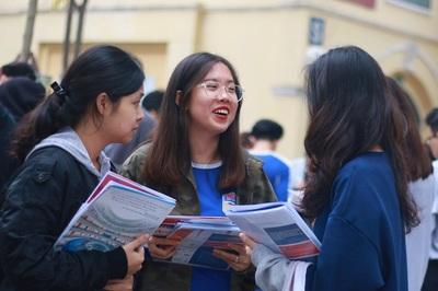 Môn thi thứ 4 vào lớp 10 Hà Nội năm 2019 là Lịch sử