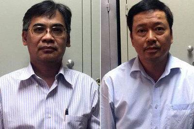 Hai cựu sếp nhận tiền tỷ từ Oceanbank hầu tòa