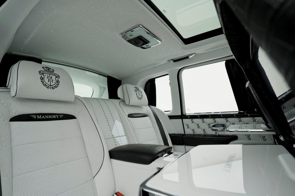 Siêu sang Rolls-Royce Cullinan phiên bản tỷ phú chỉ có 13 chiếc