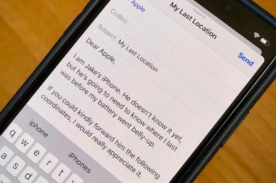 Cách tìm iPhone bị thất lạc ngay cả khi tắt nguồn