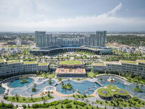 Khám phá 4 khu nghỉ dưỡng đạt vương miện vàng của RCI