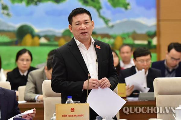 Tổng Kiểm toán bất ngờ trước thông tin của Bộ trưởng Tài chính