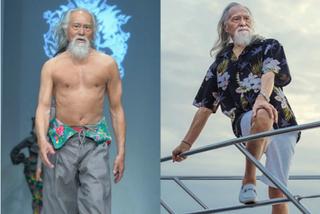 'Nam thần tuổi 83': Tự lái xe, đóng cảnh hành động, làm người mẫu