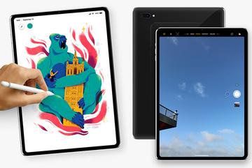 Hướng dẫn chuyển đổi từ tablet Android qua iPad Pro