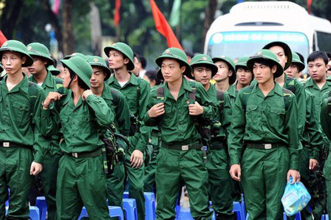 nhập ngũ,sĩ quan,quân nhân,giấy gọi nhập ngũ,tư vấn pháp luật