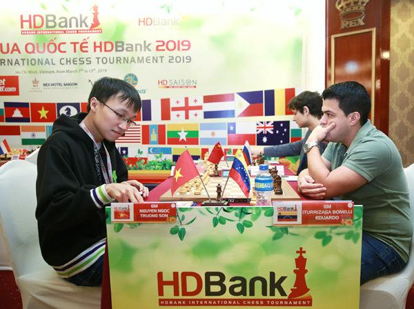 Cờ vua Quốc tế HDBank 2019:Nhiều chiến thắng ấn tượng