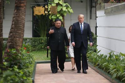 Khu vườn giấu kín nơi ông Trump, Kim Jong-un cùng dạo bước ở Hà Nội