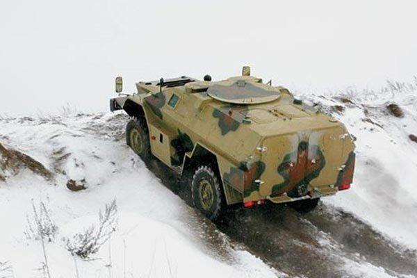 Xe bọc thép Nga BPM-97: Nỗi kinh hoàng của IS ở Syria