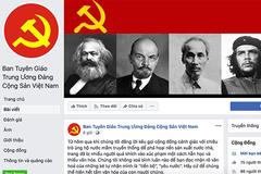 'Đề nghị xử lý nghiêm Facebook mạo danh Ban Tuyên giáo TƯ'