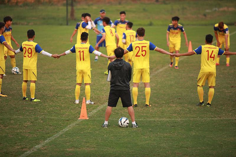 HLV Park Hang Seo,U23 Việt Nam