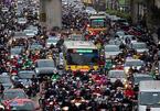 Đường đầu tiên Hà Nội có thể cấm xe máy: Lê Văn Lương hoặc Nguyễn Trãi