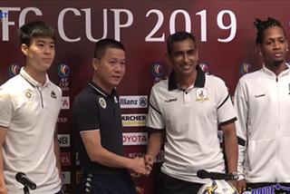 Hà Nội FC muốn lấy trọn 3 điểm trước Tampines Rovers