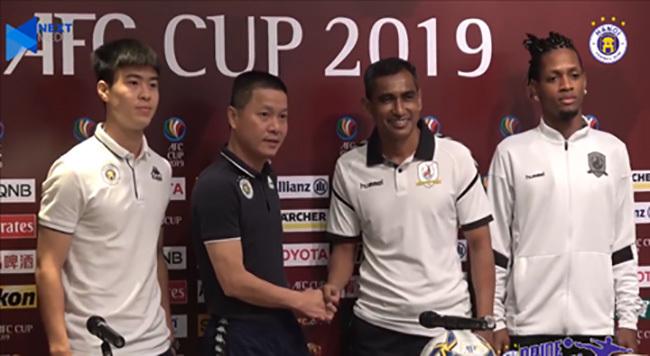 HLV Chu Đình Nghiêm,Hà Nội FC,AFC Cup 2019