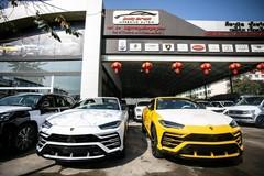 Campuchia: Showroom siêu xe triệu USD khiến giới nhà giàu Việt phát thèm