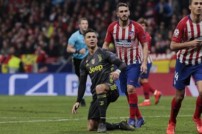 Juventus vs Atletico: Tiễn chân Ronaldo