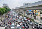 Hà Nội: Cấm xe máy đường Lê Văn Lương hay Nguyễn Trãi thì tắc đường khác?