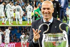 Real Madrid bổ nhiệm HLV Zidane thay Solari