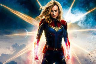 'Captain Marvel' càn quét rạp chiếu Việt cuối tuần, đoạt doanh thu khó tin