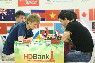 Chủ tịch FIDE sẽ trao cúp vô địch giải cờ vua quốc tế HDBank