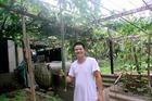 Điều kỳ diệu ở Trường Sa: Mướp dài mét rưỡi, rau tốt như rừng