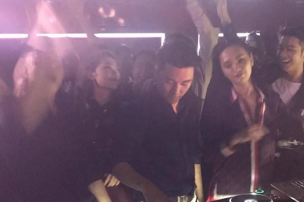 Những lần đến Việt Nam gây ồn ào, chỉ chơi trong bar của Seungri