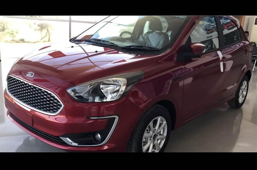 Ô tô Ford giá tương đương 165 triệu có phiên bản mới