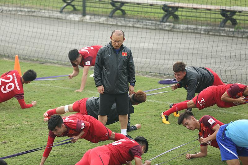 U23 Việt Nam: Đừng lo, vì thầy Park còn rất... son!