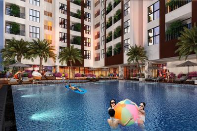 Bất động sản Bắc Ninh sôi động căn hộ cho thuê