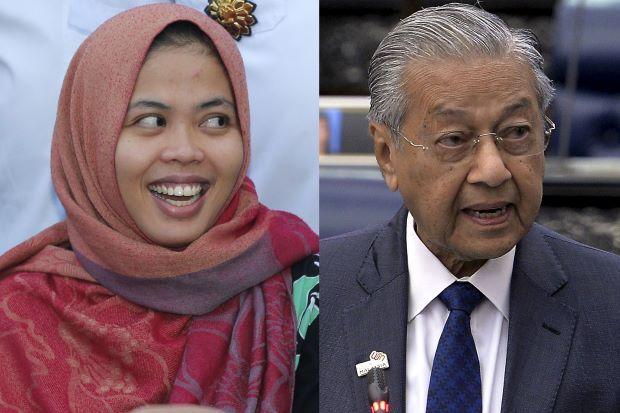 Malaysia phủ nhận thả nghi phạm giết 'Kim Jong Nam' vì được vận động