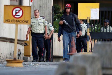 Mỹ rút toàn bộ nhân viên ngoại giao khỏi Venezuela