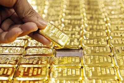 Phát hiện hơn 12kg vàng vô chủ trong toilet máy bay