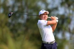 Thái Trung Hiếu vô địch giải golf nghiệp dư lớn nhất Việt Nam